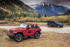 jeep wrangler jeep releases completely new version of iconic wrangler for 2018