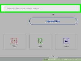 apk file how to an apk file from 4shared 7 steps with pictures