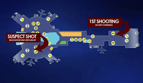 Los Angeles International Airport Map by Tsa Employee Killed 2 Other Agents Hurt In Lax Shooting Nbc