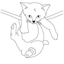 the 25 best simple cat drawing ideas on pinterest simple animal