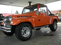 jeep scrambler for sale 1983 jeep scrambler for sale in broken arrow oklahoma 130336209