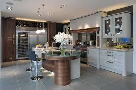 kitchen outstanding modern curved kitchen island idea modern