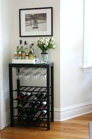 Small Sideboard With Wine Rack Wine Racks Plans Lipper International Bamboo 5 Bottle Tabletop