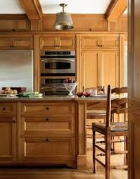 really like this kitchen painted cabinets in brown colors tudor