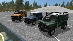 defender land rover 90 land rover defender 90 v1 0 u2014 the best farming simulator 2017 mods