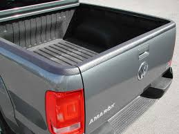Pickup Truck Bed Caps Vw Amarok Pickup Truck Double Cab Protective Bed Rail Caps 4x4