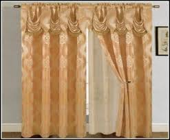 Priscilla Curtains With Attached Valance Fabulous Priscilla Curtains With Attached Valance And Curtain