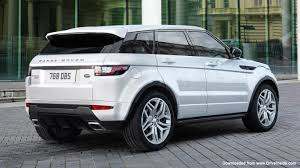 range rover evoque back 2016 range rover evoque facelift unveiled