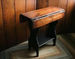 Vintage Drop Leaf Table Vintage Drop Leaf End Table