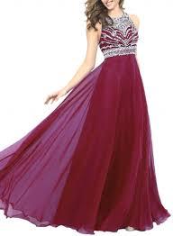 evening maxi dresses cross back sleeveless evening maxi dress oasap
