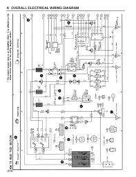 toyota gli wiring diagram toyota wiring diagrams instruction
