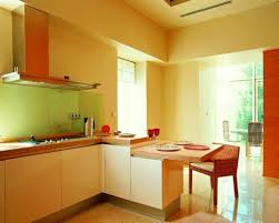 simple interior design of kitchen