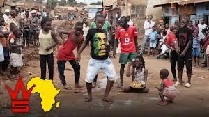 Dancing African Baby Meme - french montana feat swae lee unforgettable dance video uganda
