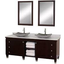 72 In Bathroom Vanity 72 Premiere 72 Espresso Bathroom Vanity Bathroom Vanities
