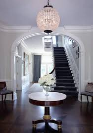 Large Foyer Chandelier Crystal Foyer Chandelier Ideas For Home Decoration