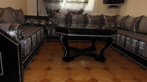 canapé marocain occasion salon marocain occasion images et beau salon marocain moderne pas