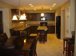 black brown kitchen wall colors with oak cabinets kitchen wall