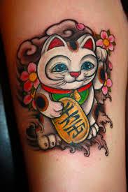 tattoo cat neko 26 jpg