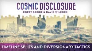 ufos disclosure august 2017