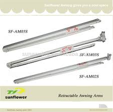 Retractable Awnings Price List Retractable Awning Arm Parts Buy Awning Arm Parts Retractable