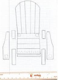 Dollhouse Miniature Furniture Free Plans by Les Petits Papiers