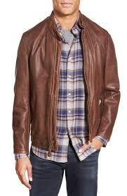 mens moto jacket men u0027s leather genuine coats u0026 men u0027s leather genuine jackets