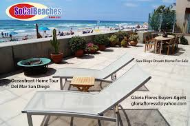 amazing del mar san diego oceanfront beach home for sale youtube