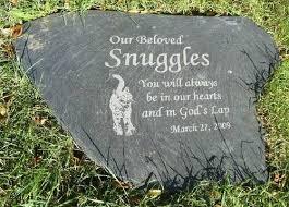pet headstones memorials custom laser design inc