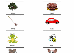 kindergarten rhyming worksheets u0026 free printables education com