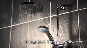 screwfix mira coda pro erd pressure balancing mixer shower w