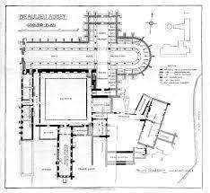 historyfish net beaulieu abbey map