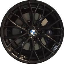bmw black alloys bmw 328i wheels rims wheel stock oem replacement