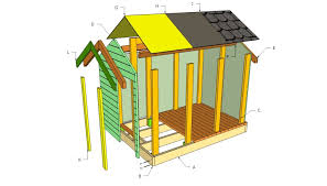 playhouse floor plans 16 diy playhouses your kids will love to play in the self