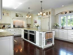 kitchen magnificent spacious modern corridor kitchen design with