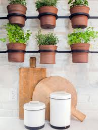 Kitchen Herb Garden Design Container Gardening Ideas From Joanna Gaines Hgtv U0027s Decorating