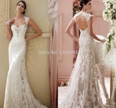 allover lace v neck sheath wedding dress david u0027s bridal wedding