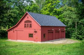 Lean To Barns Post U0026 Beam Barns Timber Frame Barns Projects Great Country