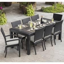 elegant patio furniture dining sets 35 for your home designing