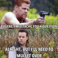 Walking Dead Memes Season 5 - in honor of the season 5 finale of the walking dead tonight i give