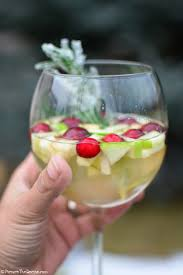 thanksgiving sangria recipe holiday white wine sangria picture the recipe