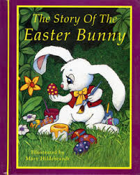 the story of the easter bunny story of the easter bunny hardcover holidays spiderwebart
