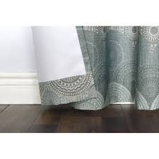 Noise Reduction Curtains Walmart by Sun Zero Palermo Thermal Insulated Energy Efficient Grommet