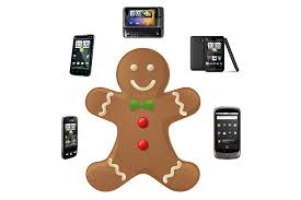 android gingerbread android os 2 3 aka gingerbread o o ecky s world