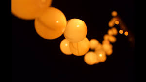 Halloween Orange Lights by Halloween Ping Pong Lights Youtube