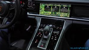 porsche panamera interior 2018 2017 porsche panamera 4s and turbo every techie u0027s dream car