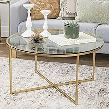 metal frame coffee table walker edison furniture coffee table with x base metal marble gold