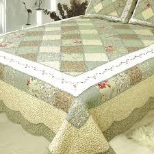 ashley cotton patchwork quilt bedding