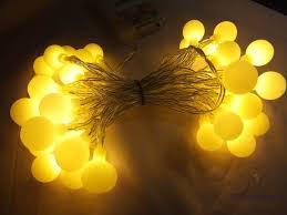 white light bulbs not yellow review of koopower fairy berry led lights technogog