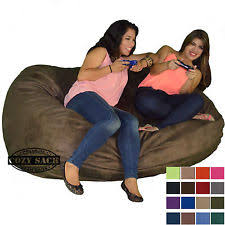 cozy sack bean bags ebay