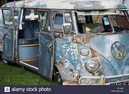 volkswagen old van interior rusty van stock photos u0026 rusty van stock images alamy